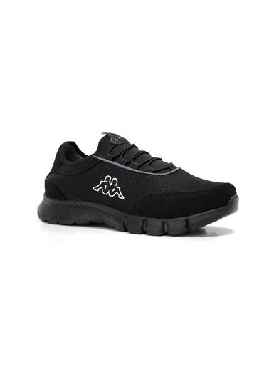 Kappa Spor Ayakkabı Siyah